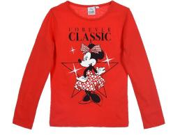 Minnie Mouse Langarmshirt in Rot