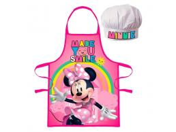 Disney Minnie Mouse Kind Schürzen-Set
